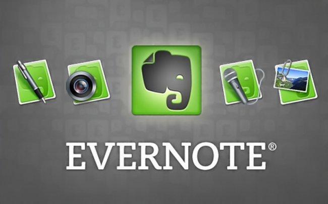 Evernote se cierra inesperadamente en tu iPhone y/o iPad