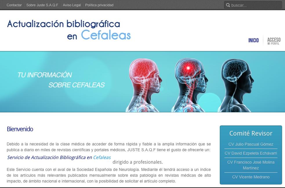 Actualización en Cefaleas