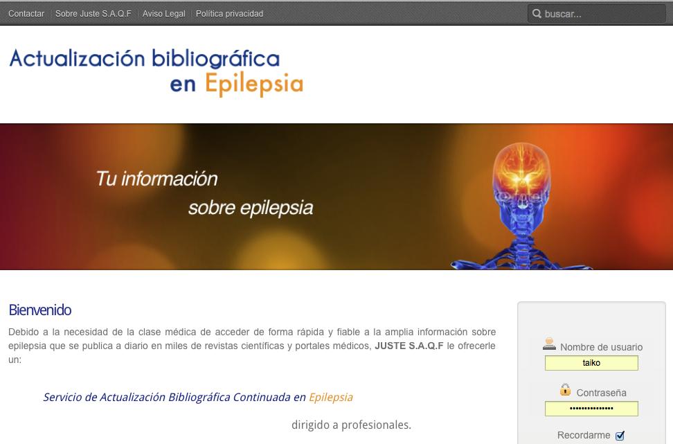 Actualización en Epilepsia