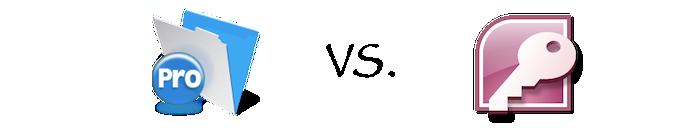 Filemaker Pro vs. Microsoft Access