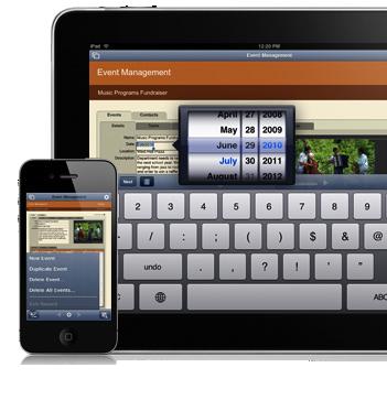 FileMaker Go para el iPhone y el iPad