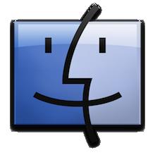 Elementos del Finder en el Escritorio de tu Mac